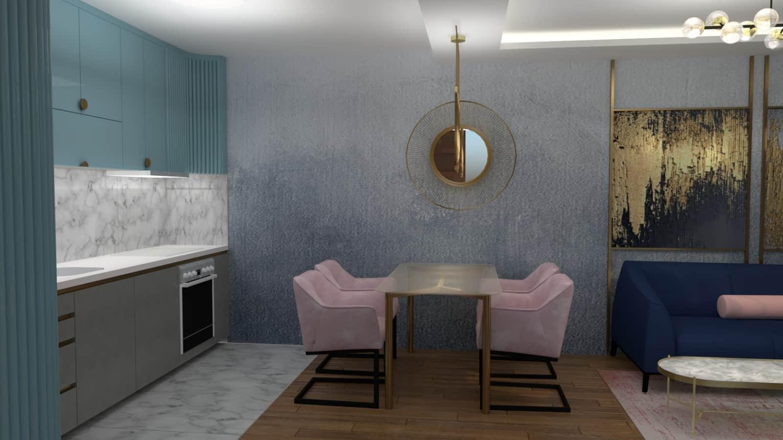 dnevna soba i kuhinja namestaj (2)